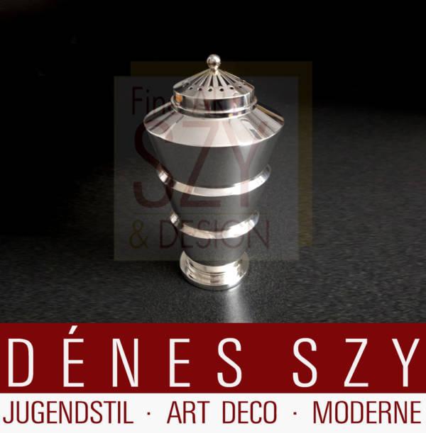 Hans Hansen Art Deco Sterling Silber Zuckerstreuer 1938
