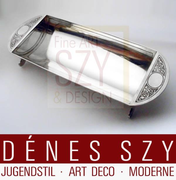 Jugendstil Sterling Silber Tiffany kleine Schale