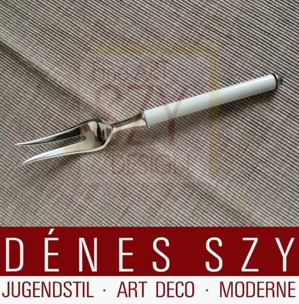 Fleischgabel Mid century modern Rosenthal KGH Sterling Besteck