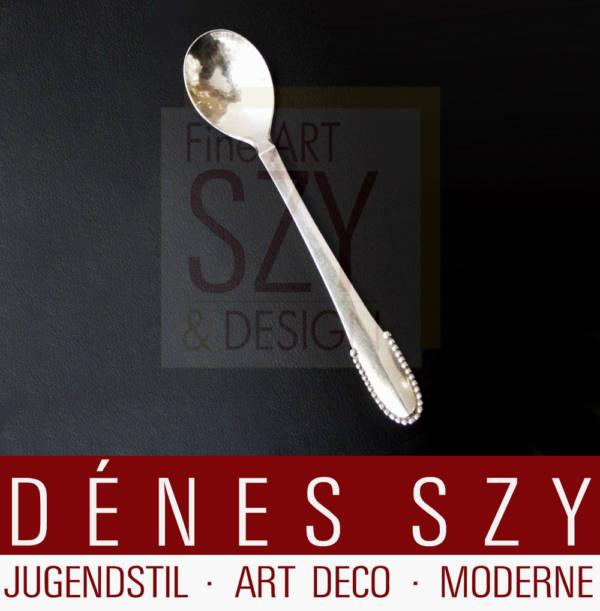 Georg Jensen Silber Kugel 7, Kaffeeloeffel