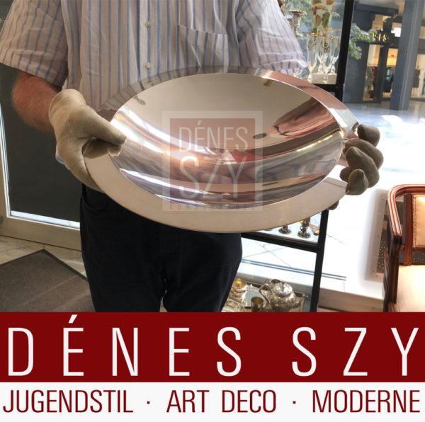 Design Silber Schale Jan von Borstel