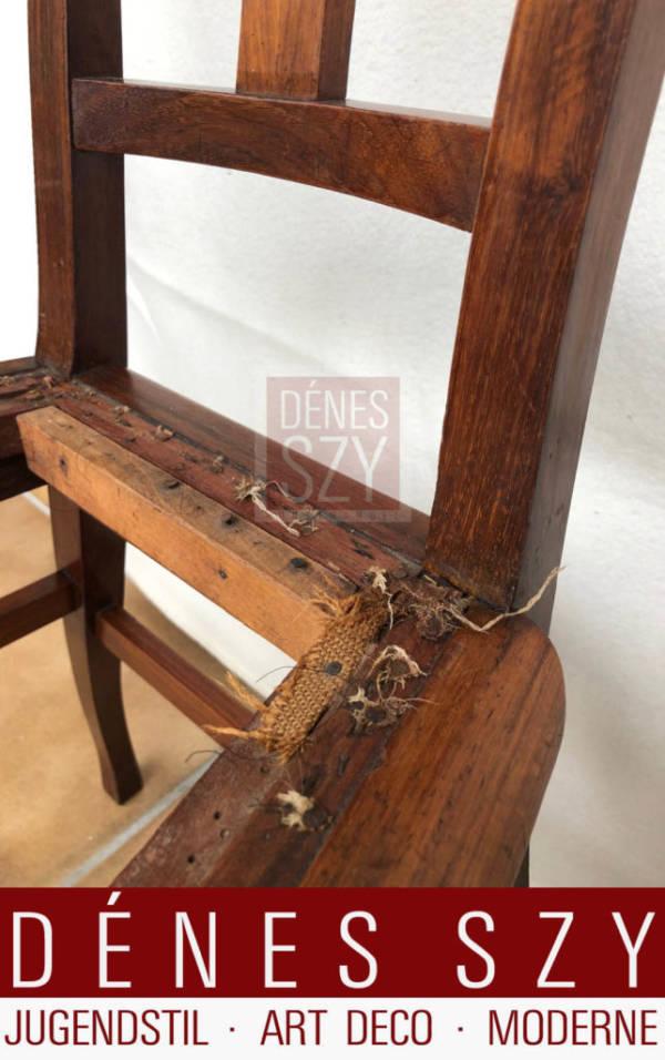 Henry van de Velde chaise Maison Bloemenwerf