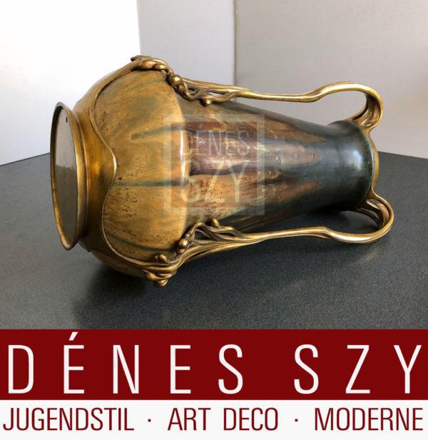 Orivit, Köln Jugendstil Vase 2581