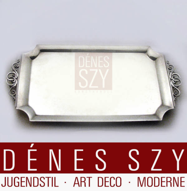 Georg Jensen Sterling Silber Tablet 305 B JR