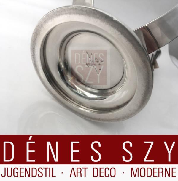 Entwurf: Otto Gundlach Pedersen 1937 Ausführung: Georg Jensen Silberschmiede, Kopenhagen ca. 1950 Sterling Silber, Silber 925