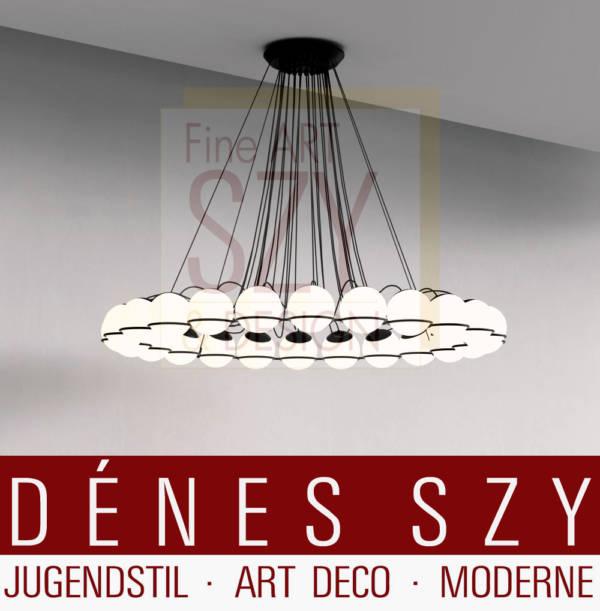 Gino Sarfatti Deckenlampe Le Sfere 2109/24/14