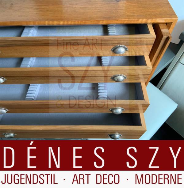 Besteckkasten für Georg Jensen Silberbesteck Edelholz