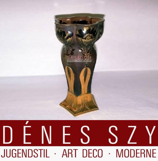Vase Cologne Art Nouveau Orivit 2537