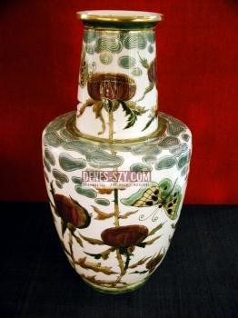 Jugendstil Vase, Zsolnay, Pécs Ungarn 1878-1900