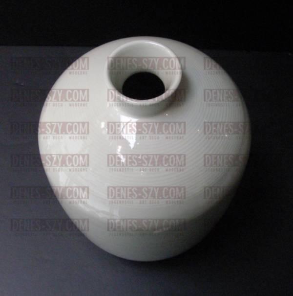 Royal KPM Berlin modernist porcelain celadon vase