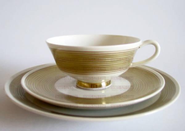 KPM Royal Berlin China Design Friedlaender Halle pattern Tea cup