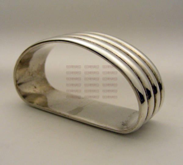 Georg Jensen posate d'argento Sterling BERNADOTTE, portatovagliolo