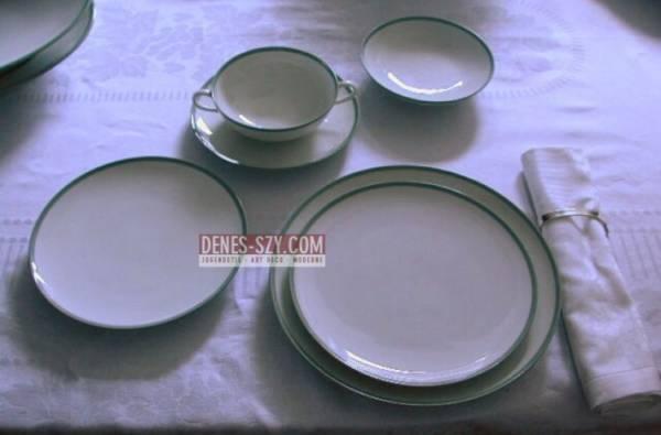 KPM Royal Berlin Trude Petri urbino pattern porcelain service