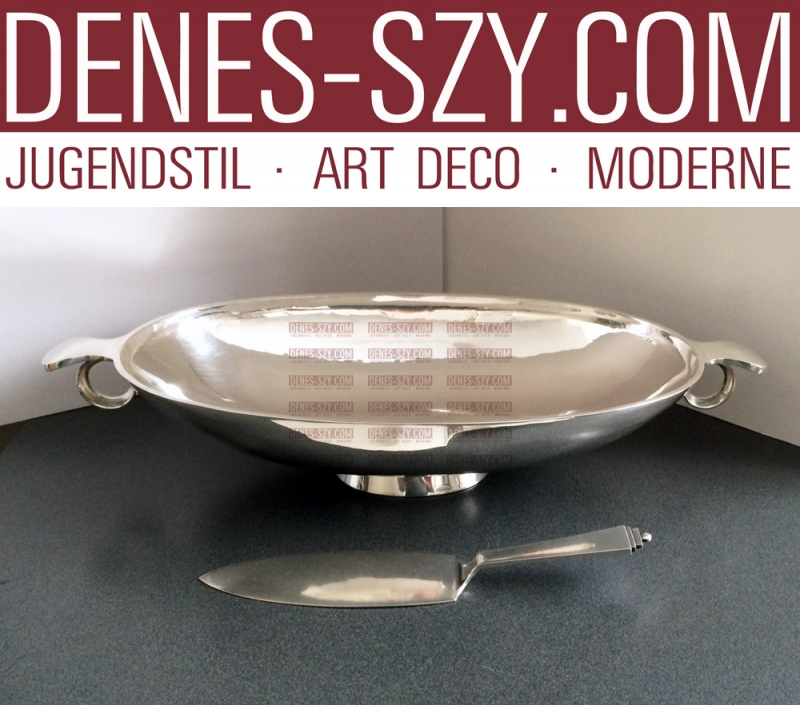 Art Deco Georg Jensen Sterling Silber Schale Jardiniere  # 544 C