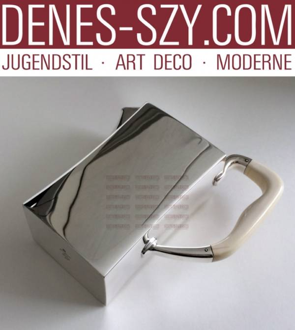Hans Hansen Sterling Silber Kanne #454, Dänemark