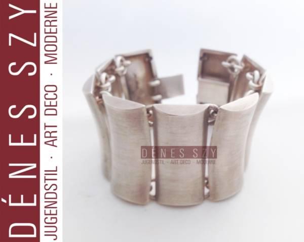 pesante braccialetto di Hans Hansen per Georg Jensen