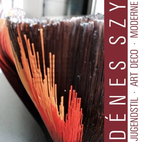 TOOTS ZYNSKY, Mary Ann, Studio Glas Vase RITEMPRARE SERENA