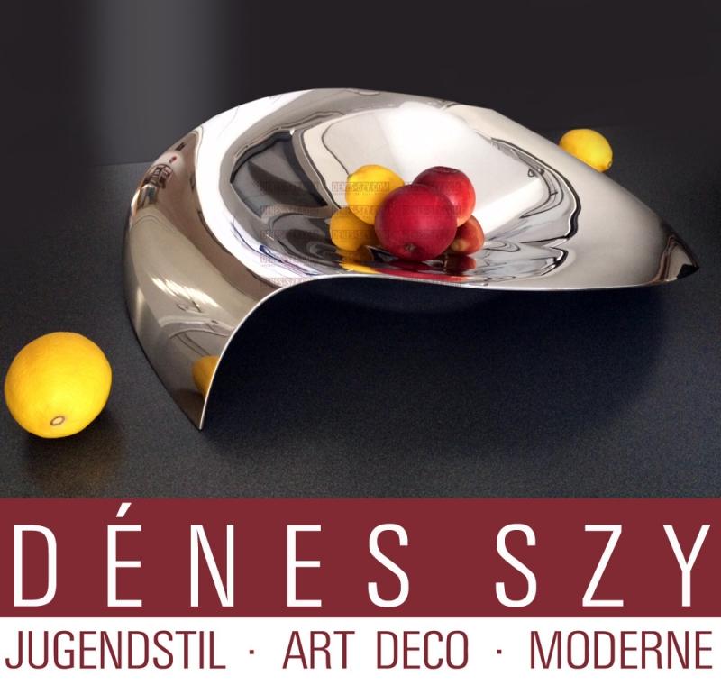 Modern danish Silver CENTERPIECE Allan Scharff for Georg Jensen