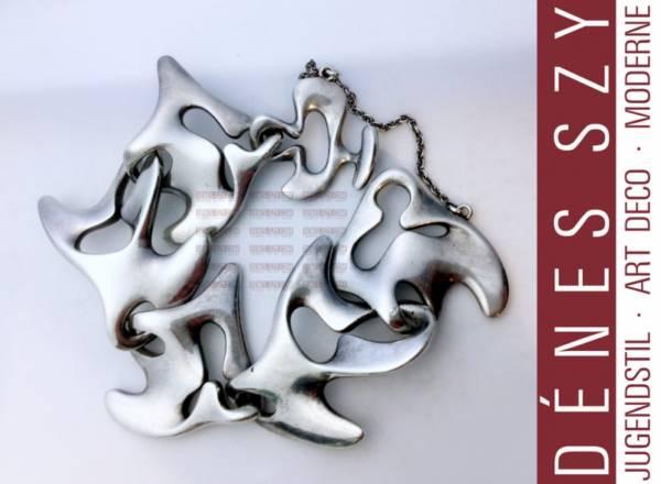 Henning Koppel Georg Jensen braccialetto 89 in argento Sterling