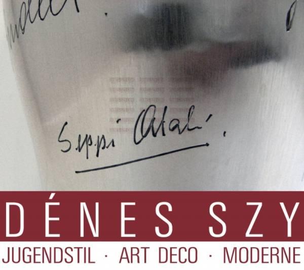 Georg Jensen Sterling Silber KAKTUS Cocktail Shaker # 572 A