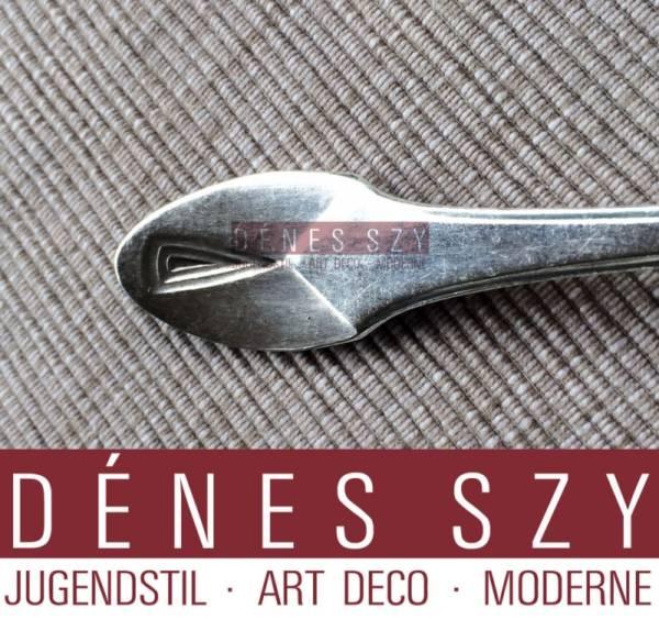 Henry van de Velde design, cutlery no. 3000 table fork by Springmeyer