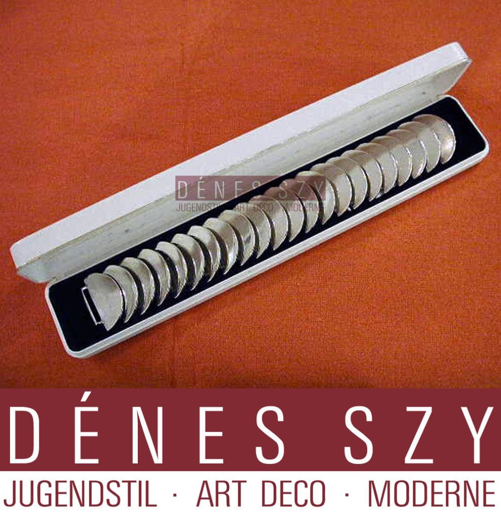 GEORG JENSEN SILBER SCHMUCK, ARMBAND #169 Design ASTRID FROG