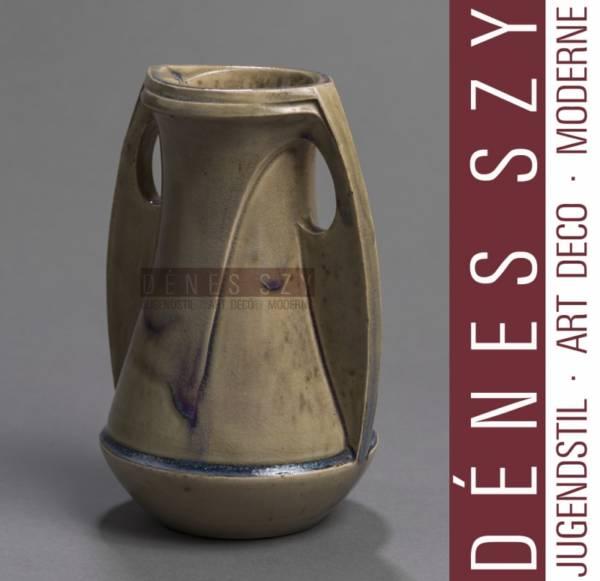 Vaso in gres di Henry van de Velde, Hanke 2117